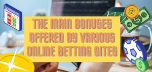 main bonuses